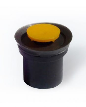 Porta cuero armado de 22 mm